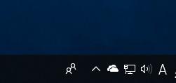 OneDrive サインイン状態