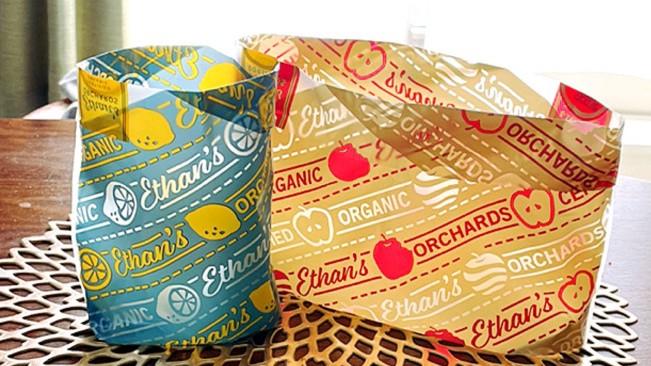 オーサムストア 自立式ゴミ袋