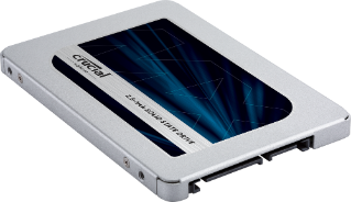 クルーシャル SSD